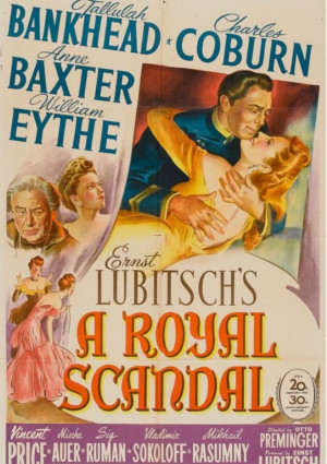 Ernst Lubitsch's A Royal Scandal