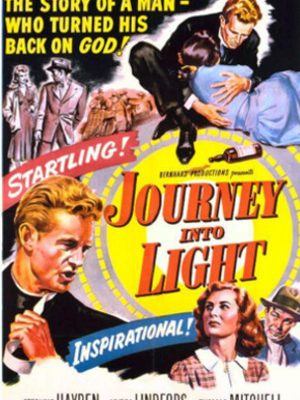 Sterling Hayden, Viveca Lindfors and Thomas Mitchell in Journey Into Light