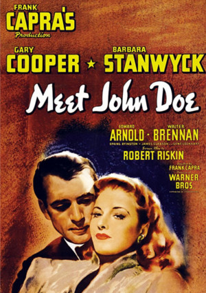 Frank Capra's production Meet John Doe