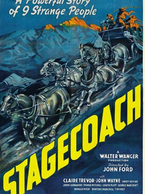 John Ford's Stagecoach