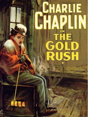 Charles Chaplin in The Gold Rush
