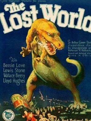 Arthur Conan Doyle's The Lost World