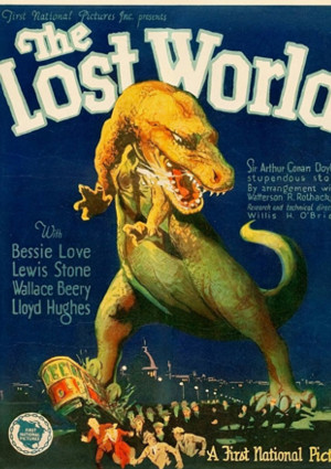 Arthur Conan Doyle's The Lost World