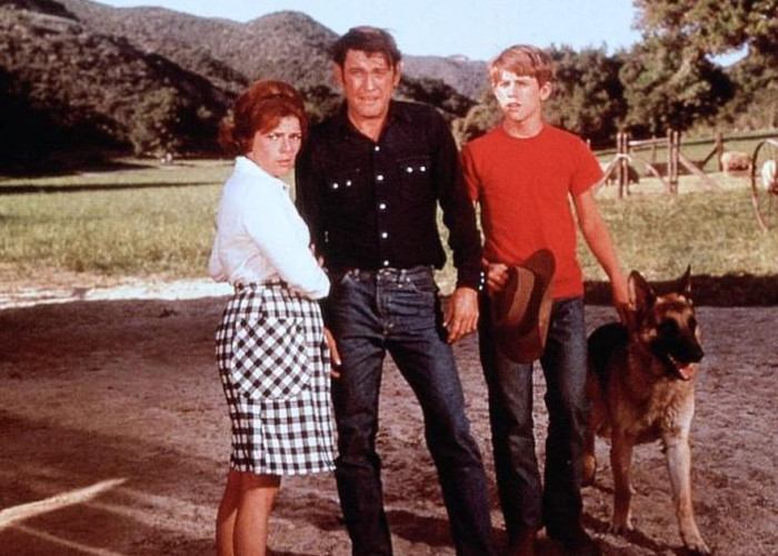 Ron Howard, Jacqueline Scott, and Earl Holliman in Smoke
