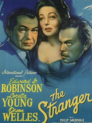 Orson Welles' The Stranger