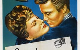 Joan Fontaine and Louis Jourdan in Letter from an Unknown Woman
