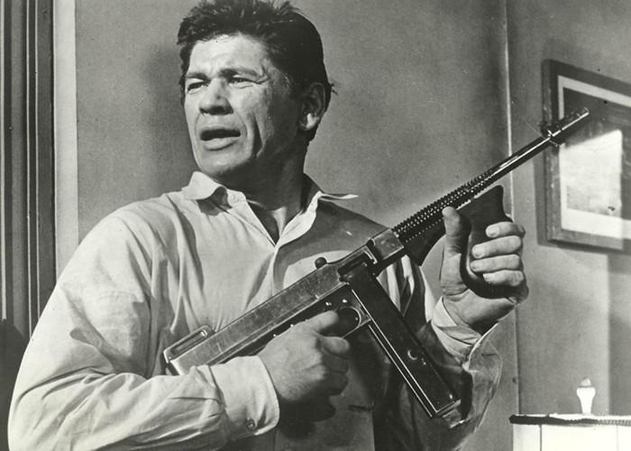Charles Bronson in Machine-Gun Kelly