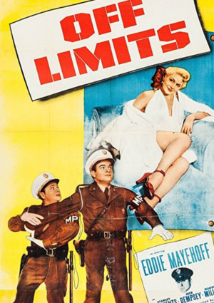 Bob Hope, Mickey Rooney and Marilyn Maxwell in Off Limits