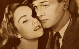 Joseph Cotten and Jennifer Jones in Portrait of Jennie