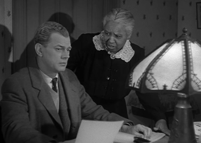 Joseph Cotten in Portrait of Jennie