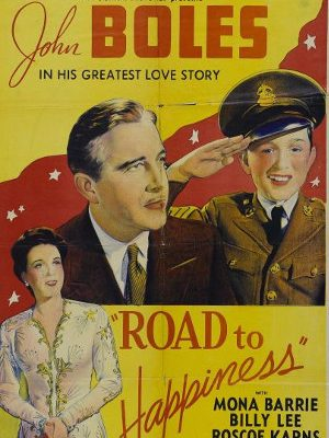 John Boles and Billy Lee in Road to Happiness