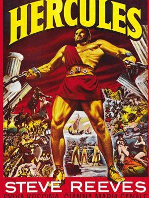 Steve Reeves as Hercules