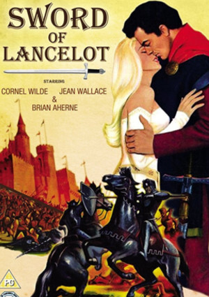 Cornel Wilde in Sword Of Lancelot