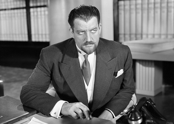 Laird Cregar in Heaven Can Wait (1943)