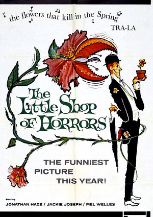 The Little Shop of Horrors (1960)