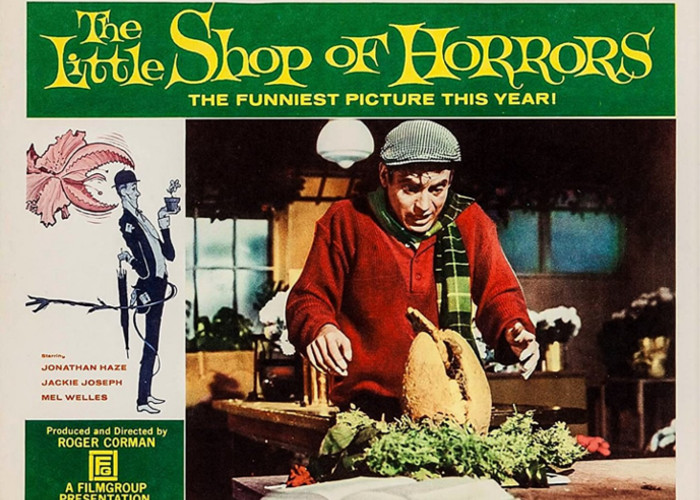 Jonathan Haze in The Little Shop of Horrors (1960)