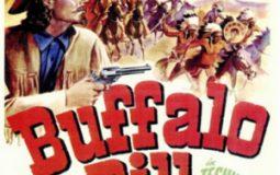 Maureen O'Hara and Joel McCrea in Buffalo Bill (1944)