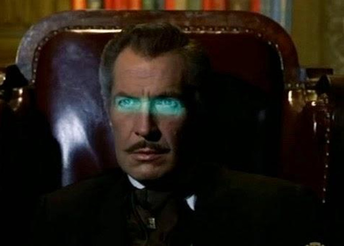 Vincent Price in Diary of a Madman (1963)