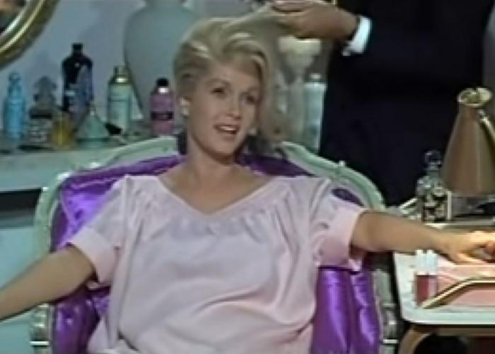 Debbie Reynolds in Goodbye Charlie