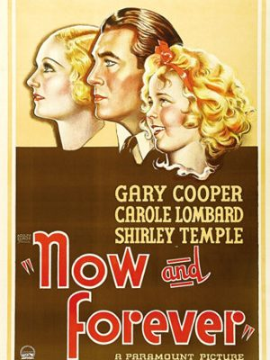 Gary Cooper, Shirley Temple, and Carole Lombard in Now and Forever (1934)