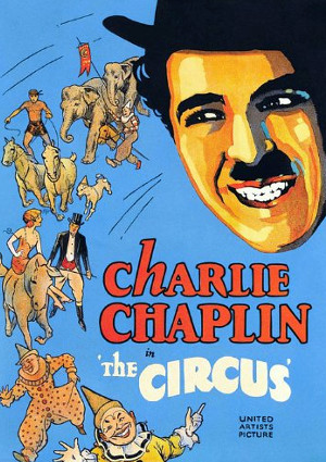 Charlie Chaplin in The Circus (1928)