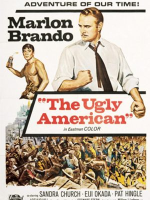 Marlon Brando in The Ugly American (1963)
