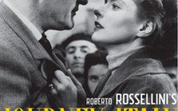 Ingrid Bergman and George Sanders in Viaggio in Italia (1954)