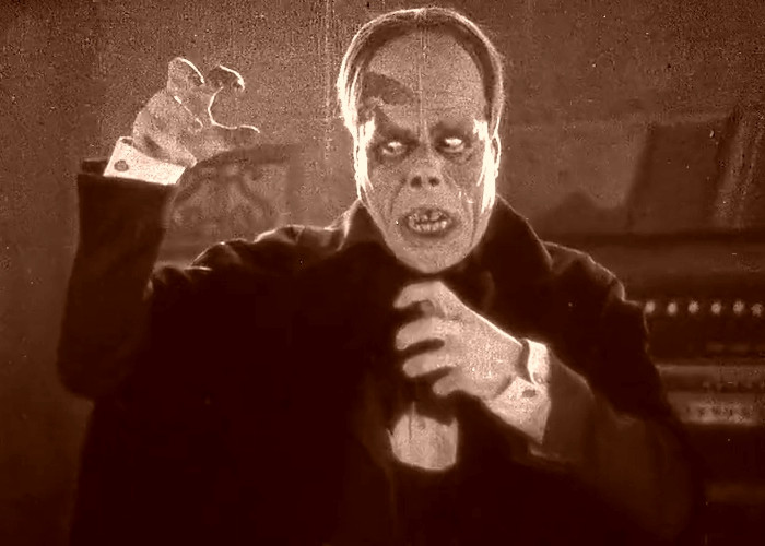 Lon Chaney in The Phantom of the Opera (1925)