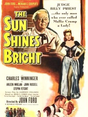 John Russell, Arleen Whelan, and Charles Winninger in The Sun Shines Bright (1953)