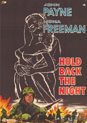 Hold Back the Night (1956)