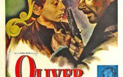 Alec Guinness, John Howard Davies, Robert Newton, Francis L. Sullivan, and Kay Walsh in Oliver Twist (1948)