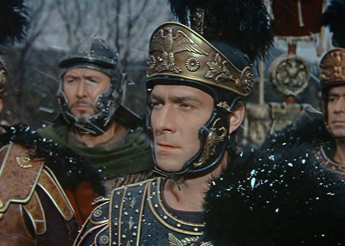 Christopher Plummer in The Fall of the Roman Empire (1964)