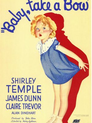 Baby, Take a Bow (1934)