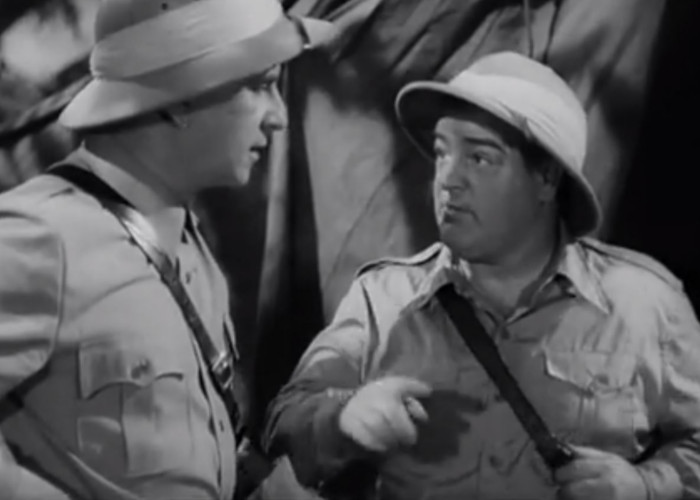 Abbott and Costello in Africa Screams (1949)