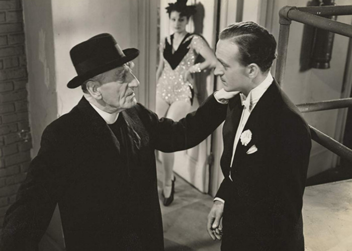 David Niven and C. Aubrey Smith in Eternally Yours (1939)