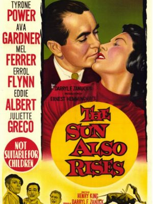 The Sun Also Rises (1957)