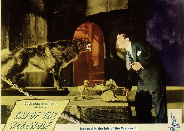 Stephen Crane in Cry of the Werewolf (1944)
