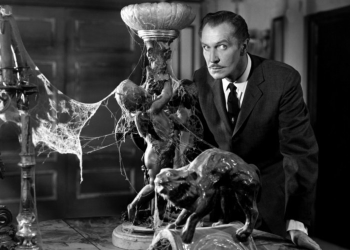 Vincent Price in House on Haunted Hill (1959)