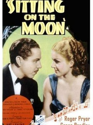 Grace Bradley and Roger Pryor in Sitting on the Moon (1936)