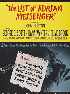 The List of Adrian Messenger (1963)