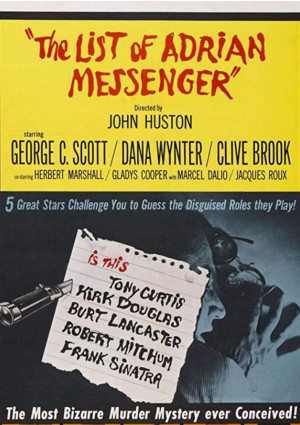 The List of Adrian Messenger (1963)