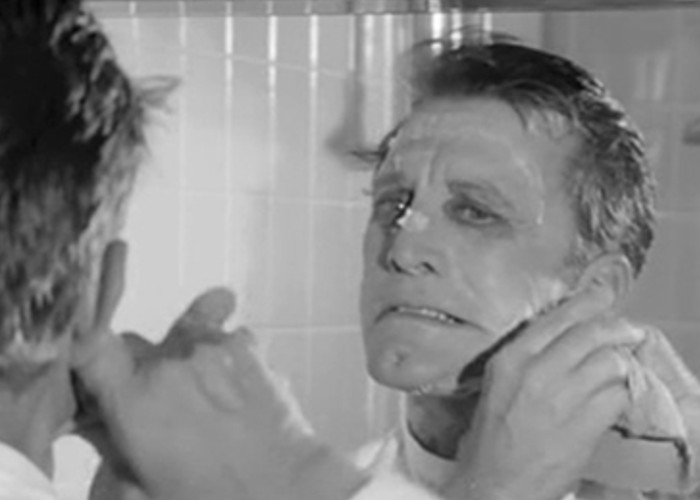 Kirk Douglas in The List of Adrian Messenger (1963)