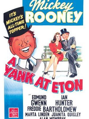 Mickey Rooney in A Yank at Eton (1942)