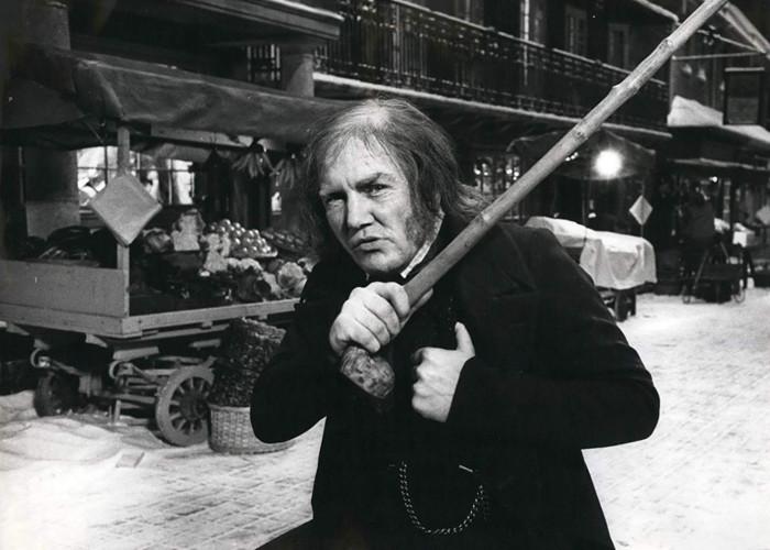 Albert Finney in Scrooge (1970)