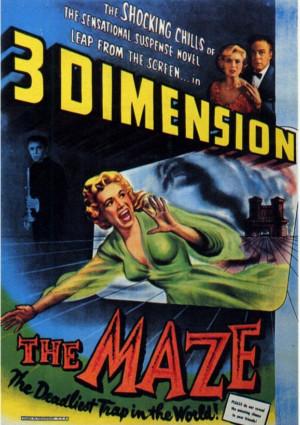 The Maze (1953)
