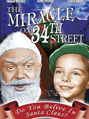 The Miracle on 34th Street (1955)