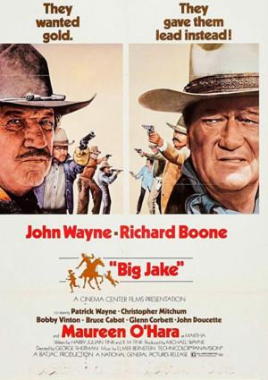 John Wayne in Big Jake (1971)
