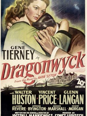 Gene Tierney in Dragonwyck (1946)