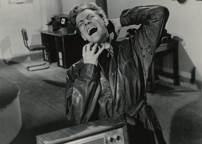 E. Kerrigan Prescott in Fiend Without a Face (1958)