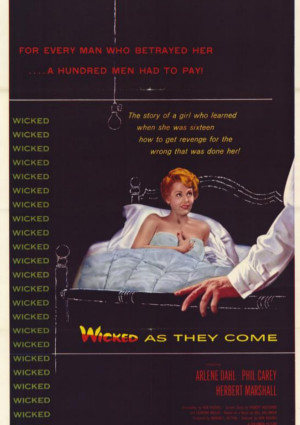 Wicked as They Come (1956)